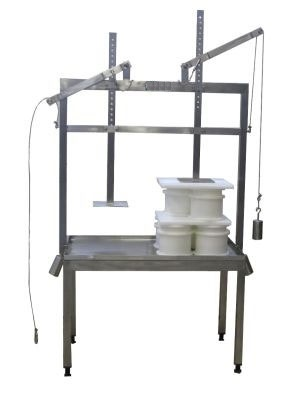 Mechanical Cheese press