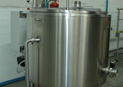 200ltr cheese kettle vat perfect for artisan cheese factory
