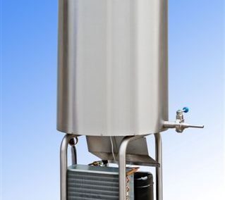 100 Ltr Milk Pasteuriser with Chiller – Cheese Kettle