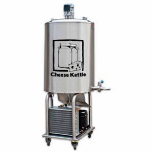 100 Ltr Milk Pasteuriser with Chiller