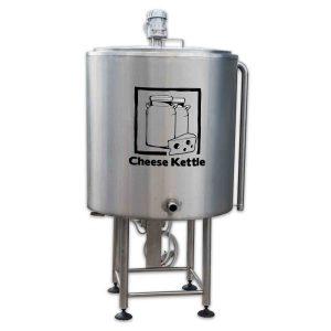 200 Ltr Milk Pasteurizer
