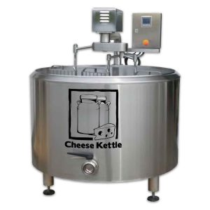 200 Ltr Cheese Making Kettle Vat