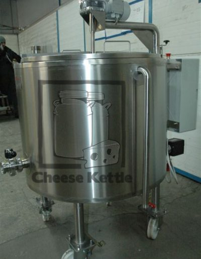 200 ltr Cheese Vat