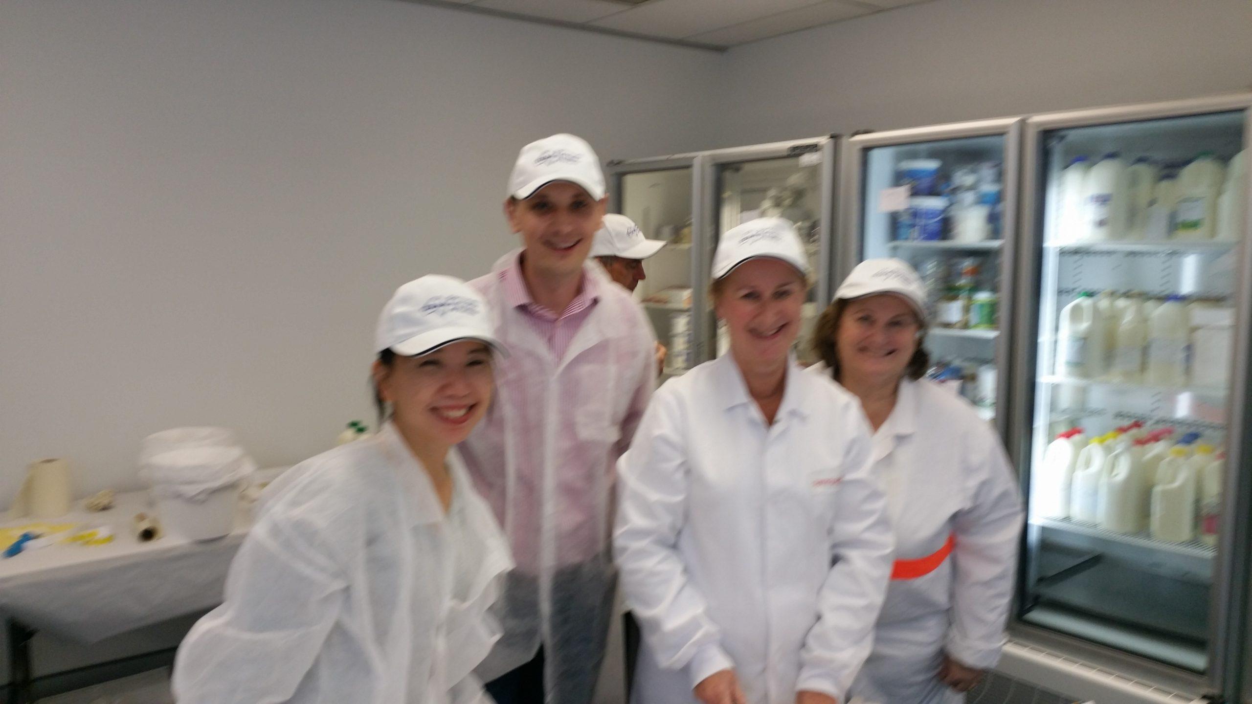 Dairy Industry Association of Australia (DIAA)