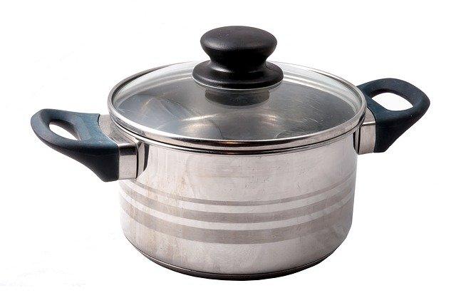 Cheese Pot