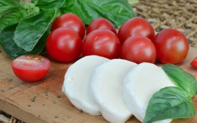 Making Homemade Mozzarella