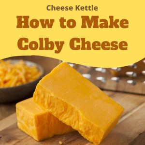 how to make colby cheese